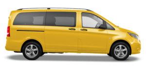 Такси Минивэн в Санкт-Петербурге